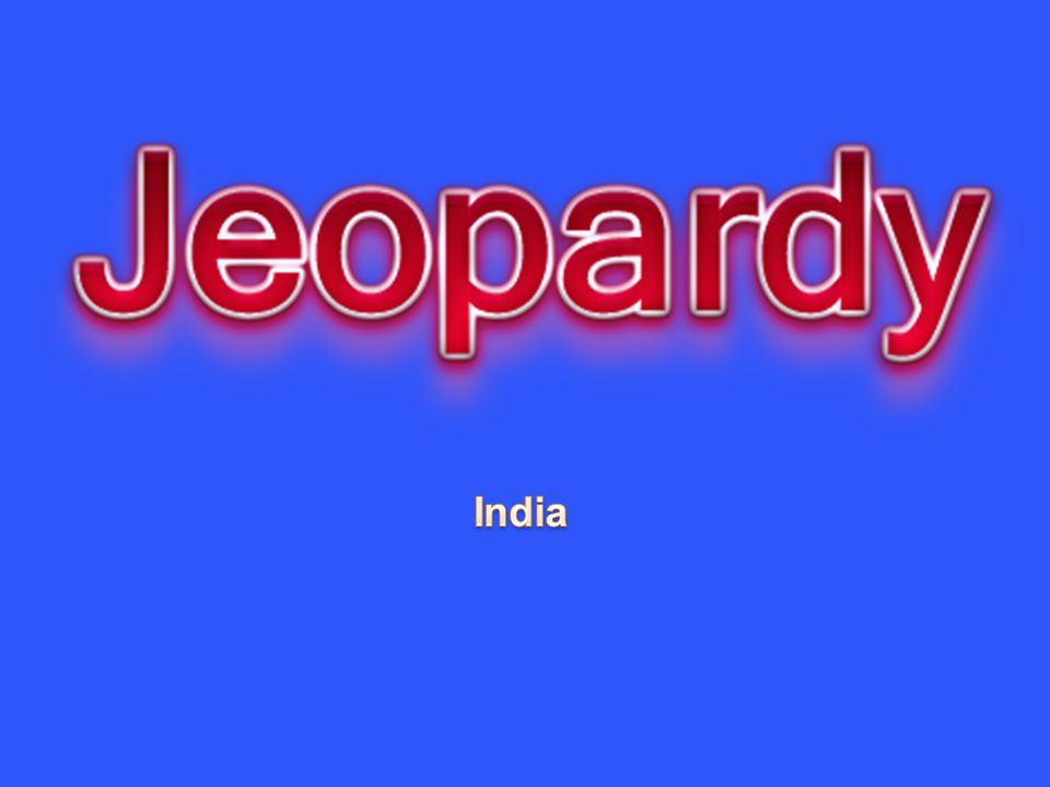 History Imperialism CultureGandhi India's Geography 10 20 30 40 50