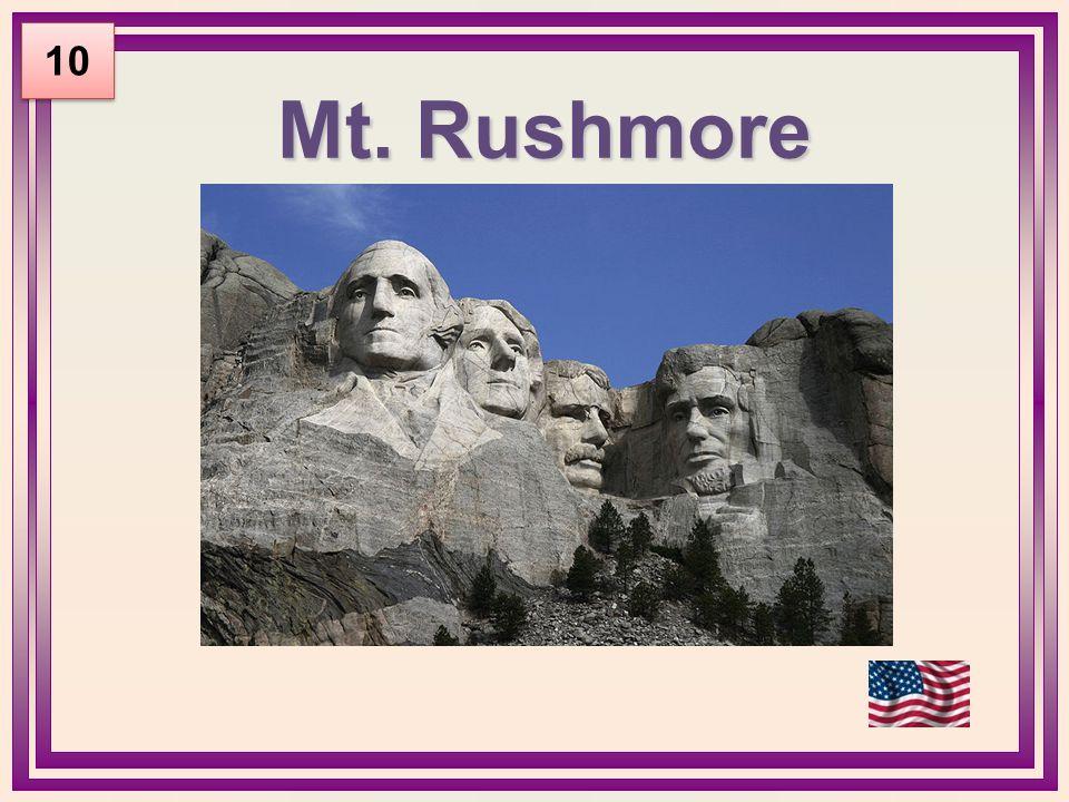 Mt. Rushmore 10