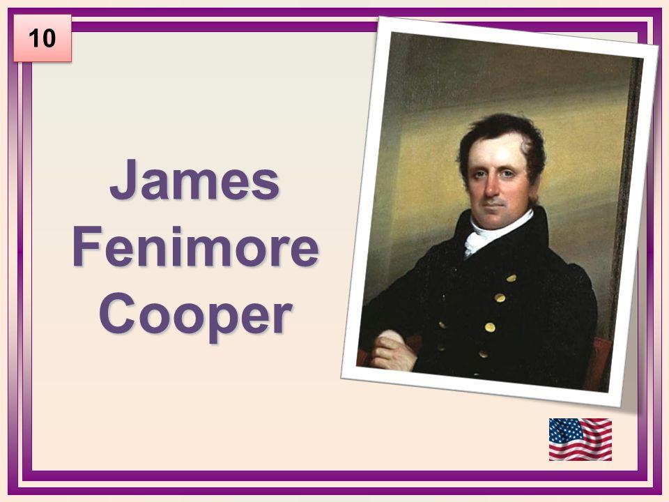 James Fenimore Cooper 10