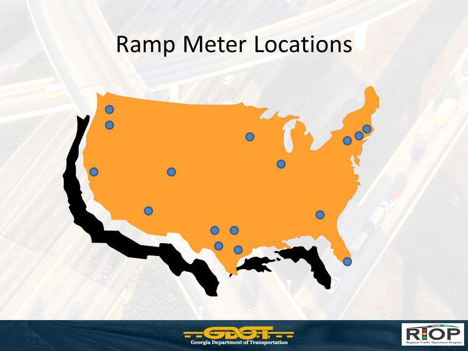 Ramp Meter Locations