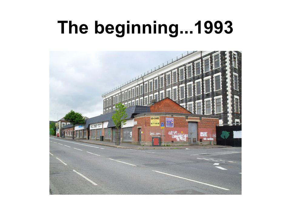 The beginning...1993