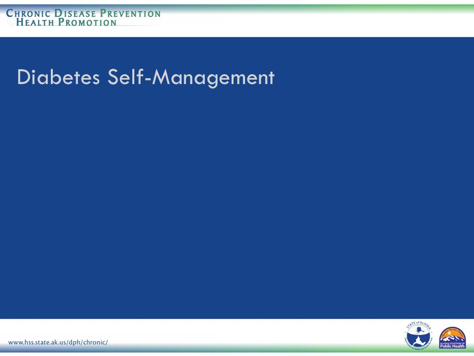 Diabetes Self-Management