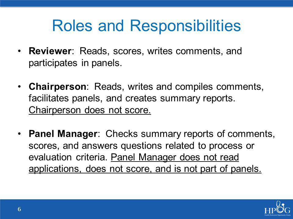 How to Read an Application 1.Read the evaluation criteria and the mock application.