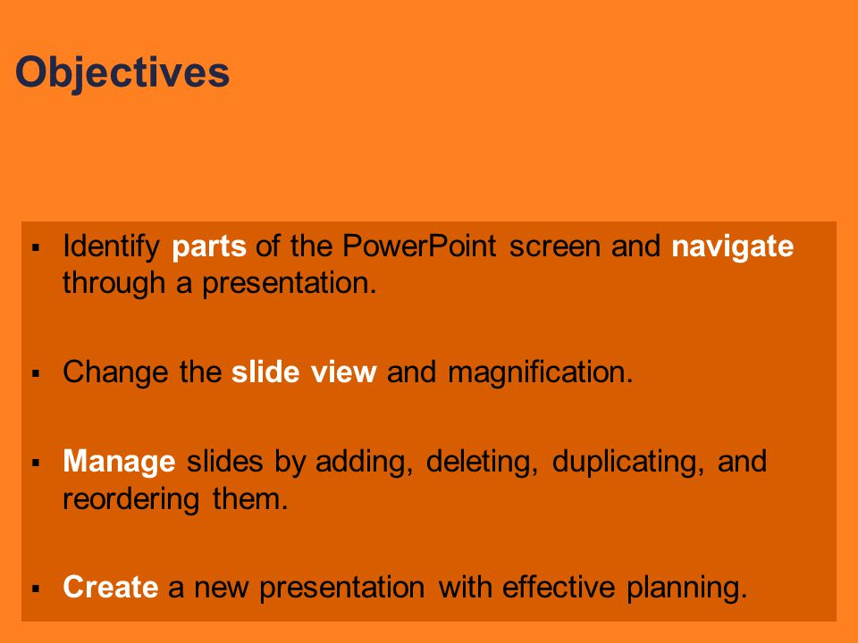 You should create the slide master before you create a new presentation.