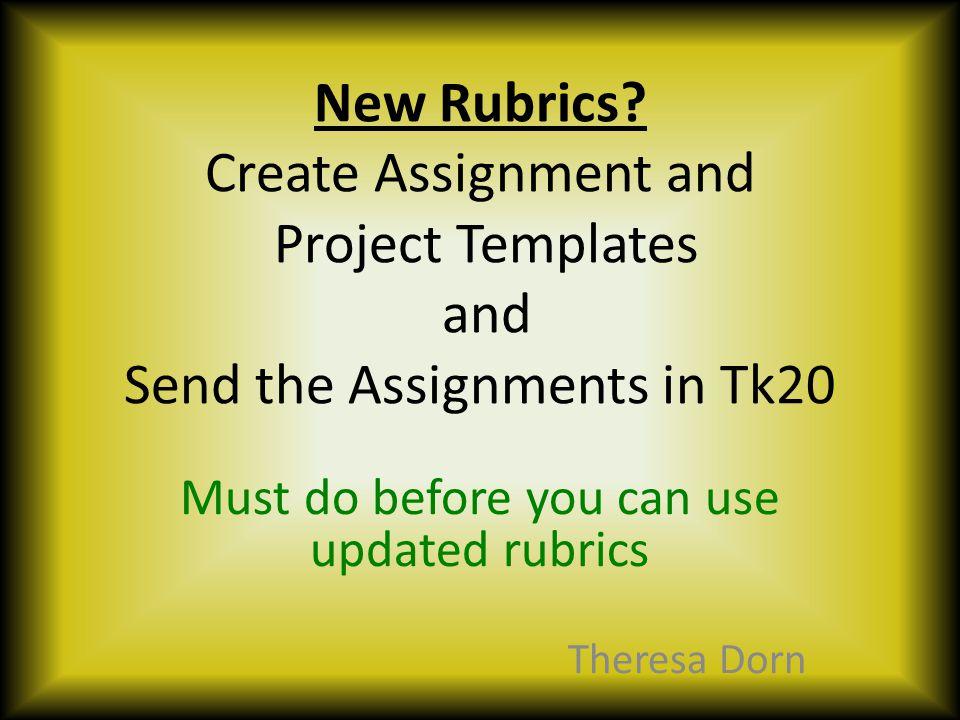 Go To Courses – Assessment Tools 1 1 2 2 1.Click Courses 2.Click Assessment Tools