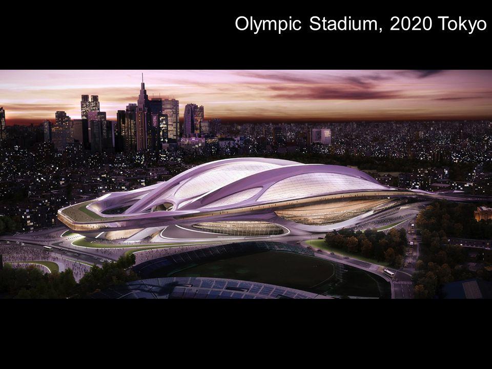 Olympic Stadium, 2020 Tokyo