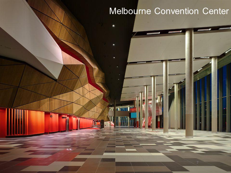 Melbourne Convention Center 7