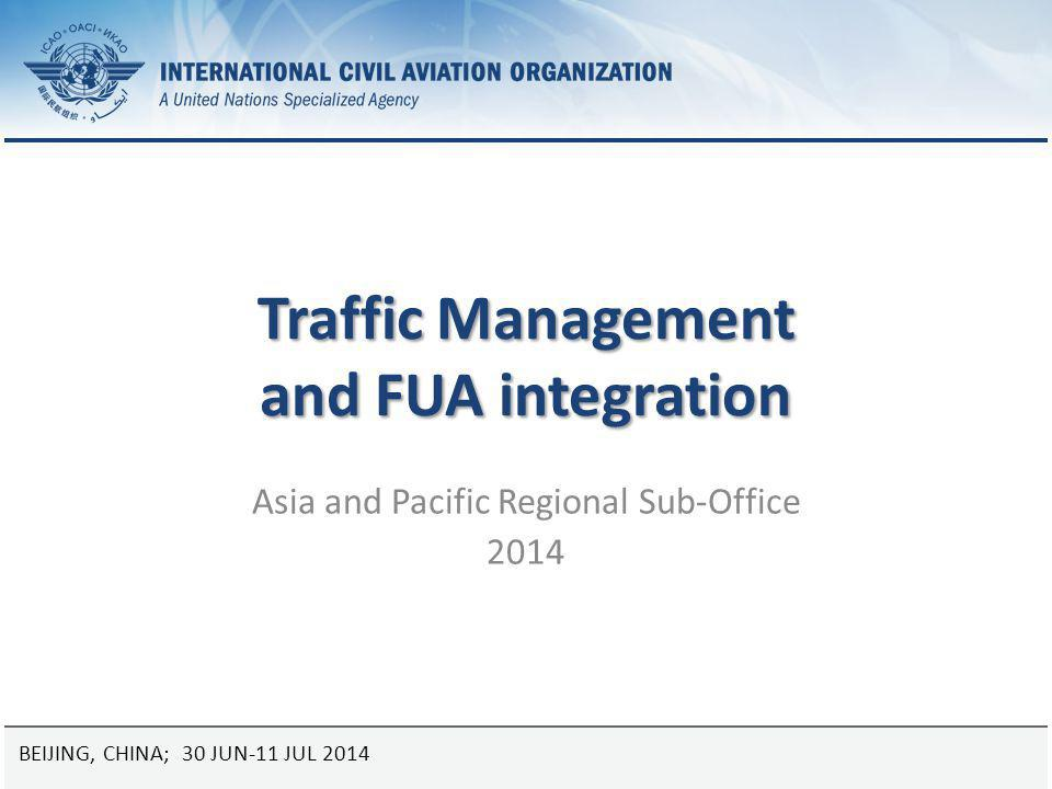 12 January 2015Page 12 THREE LEVELS OF FUA FUA Concept has been developed at the three Levels of Airspace Management that correspond to Civil/Military co-ordination tasks.