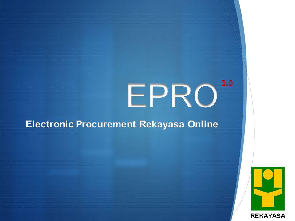 EPRO ver 1.0 EPRO ver 2.0 EPRO ver 3.0