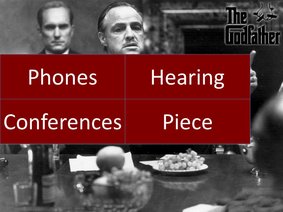 Phones Conferences Hearing Piece