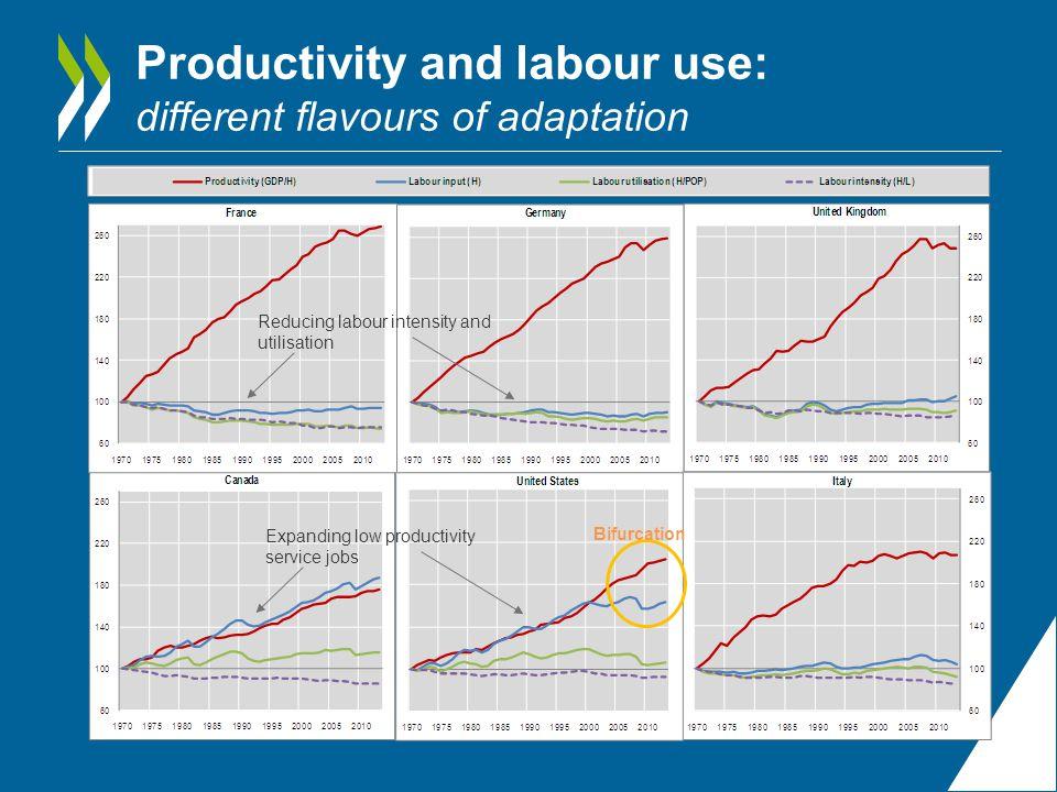 A closer look at employment dynamics