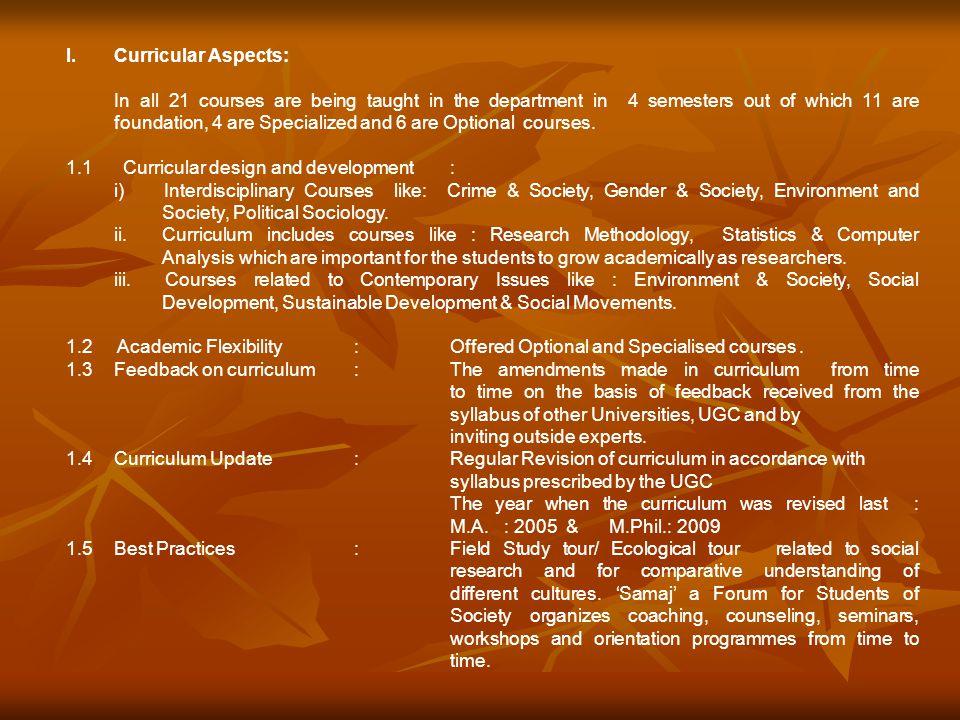 II.Teaching, Learning & Evaluation 2.1Admission process and student profile:based on merit YearP.GM.PhilPhD Appli ed Admitt ed Appli ed Admitt ed Award ed Appli ed Admitt ed Award ed 2002-0345630108464- 2003-0450732107685- 2004-05559321176--- 2005-06340301174103- 2006-07895312217-1121 2007-081056322010- 4-