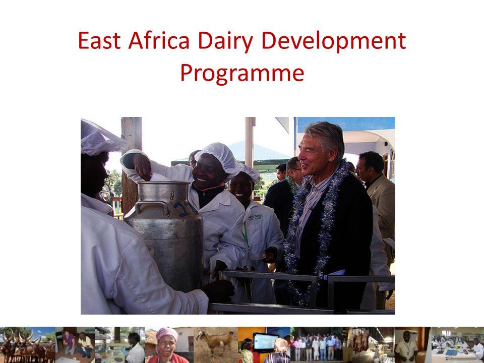 East Africa Dairy Development Programme