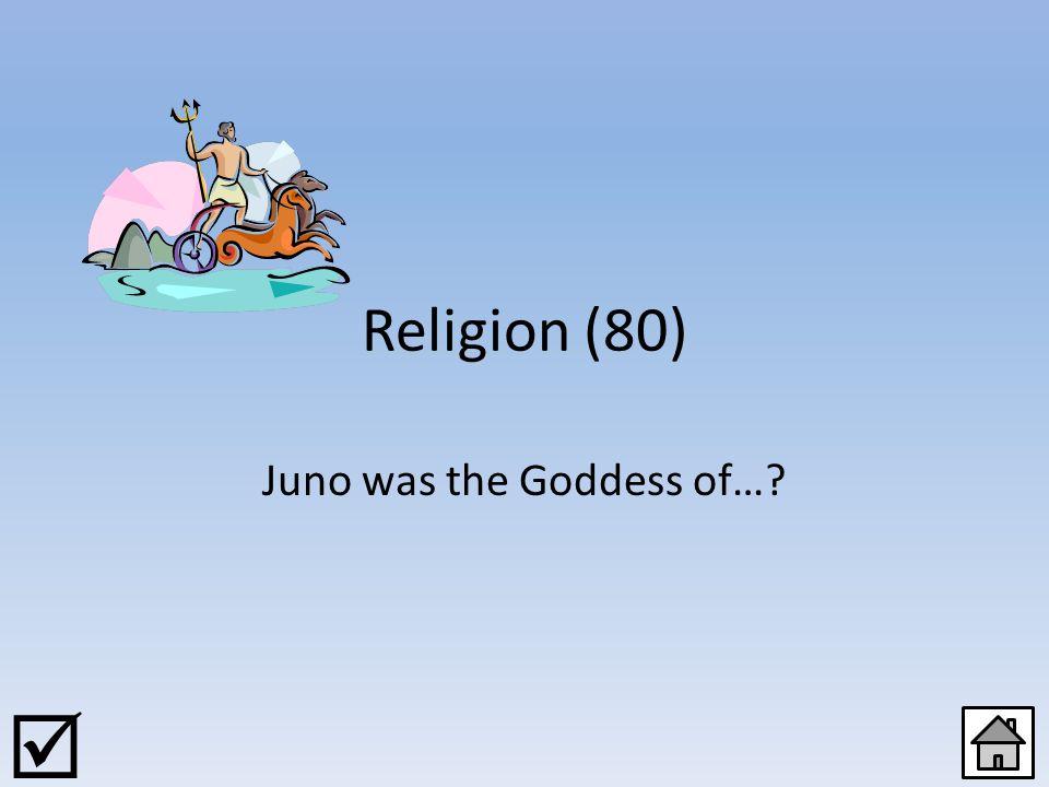 Religion (60) JOKER 