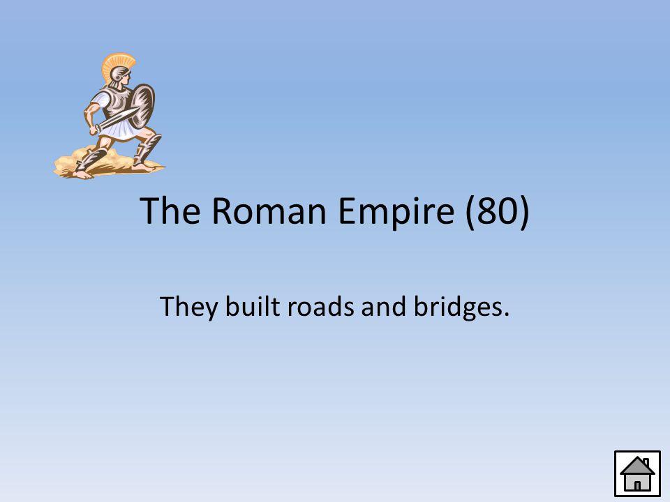 The Roman Empire (60) 6000