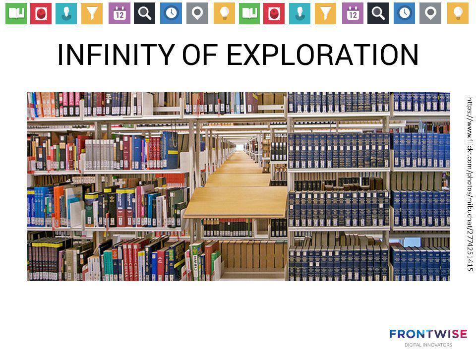 INFINITY OF EXPLORATION https://www.flickr.com/photos/mibuchat/2774251415