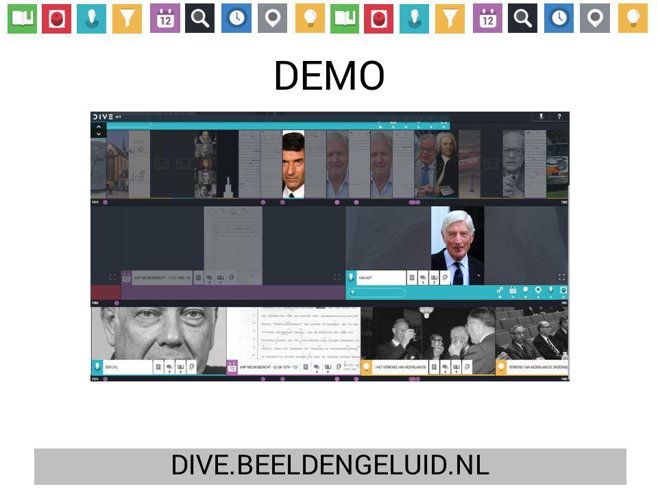 DEMO DIVE.BEELDENGELUID.NL