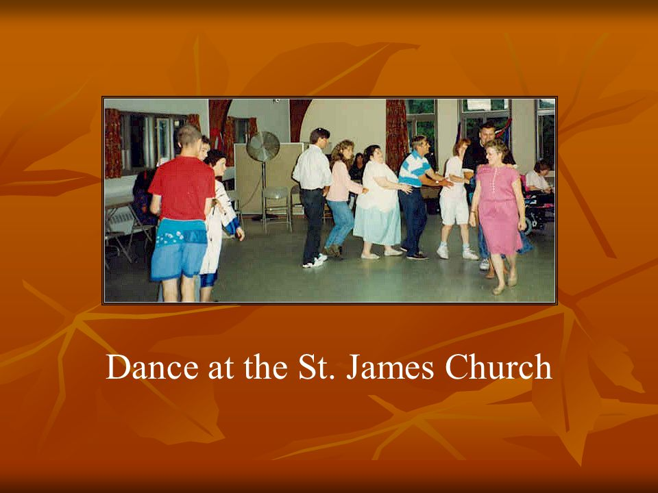 Dance at the St. James Church