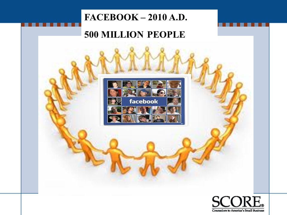 Facebook is the largest online social networking site.