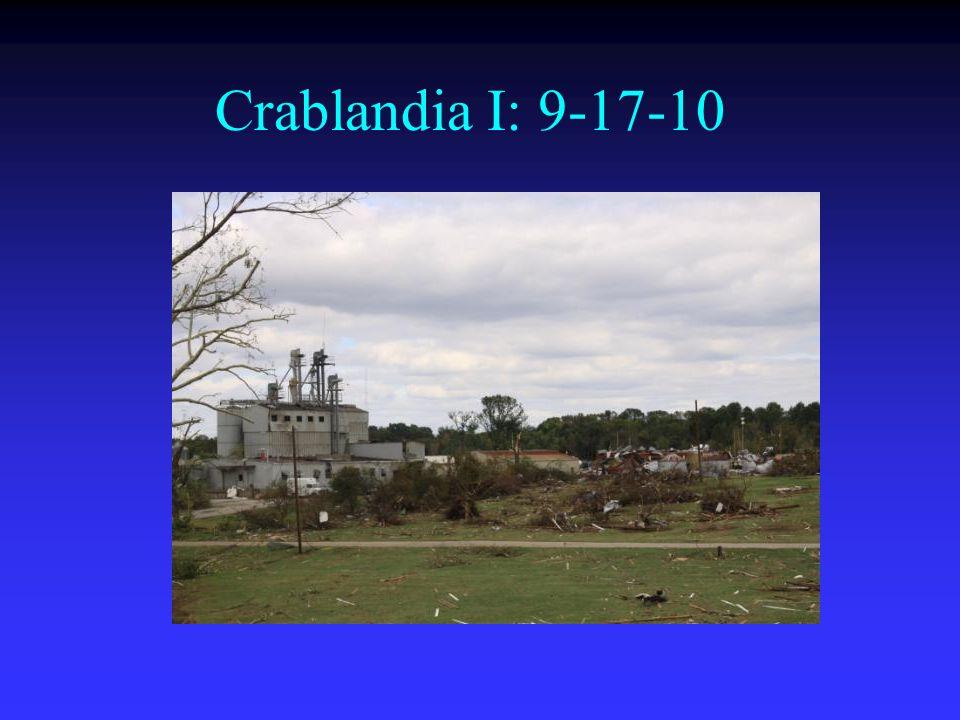 Crablandia I: 9-17-10