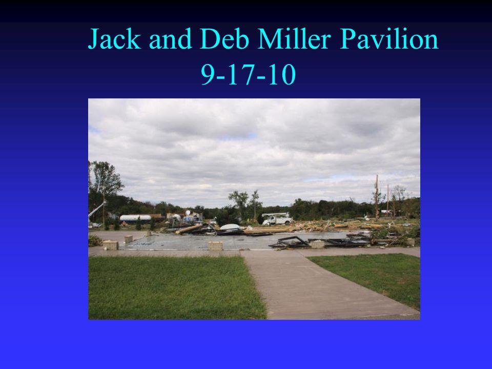 Jack and Deb Miller Pavilion 9-17-10