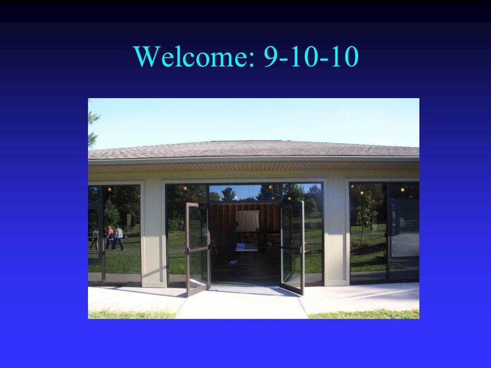 Oaks: John, Cathy, Bruce 9-20-10