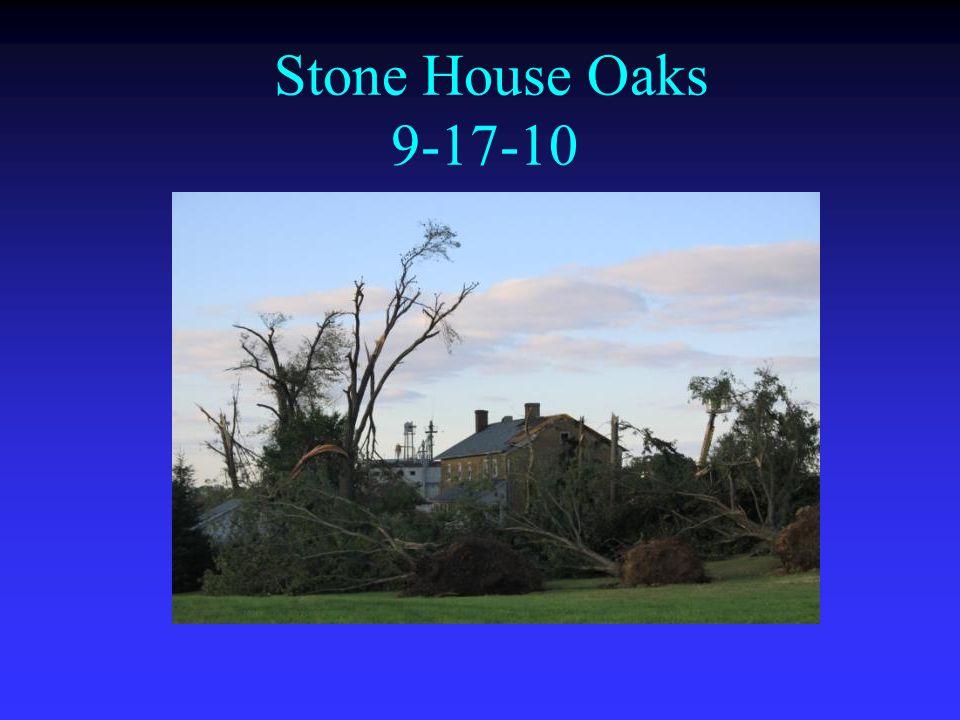 Stone House Oaks 9-17-10