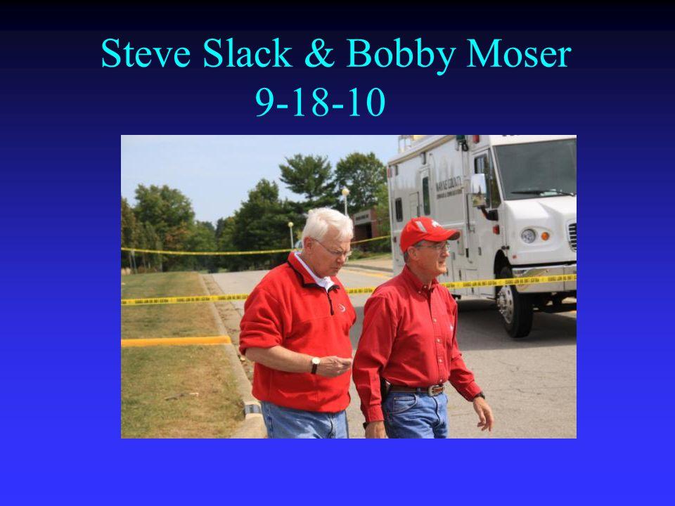 Steve Slack & Bobby Moser 9-18-10