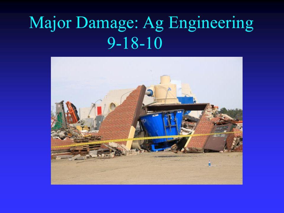 Major Damage: Ag Engineering 9-18-10