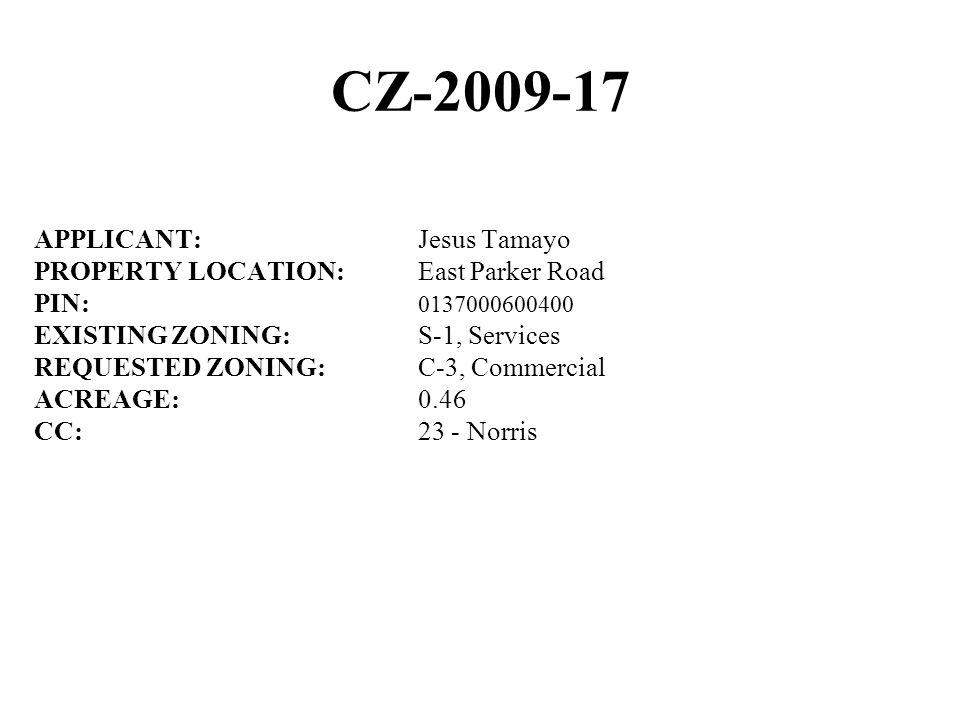CZ-2009-17
