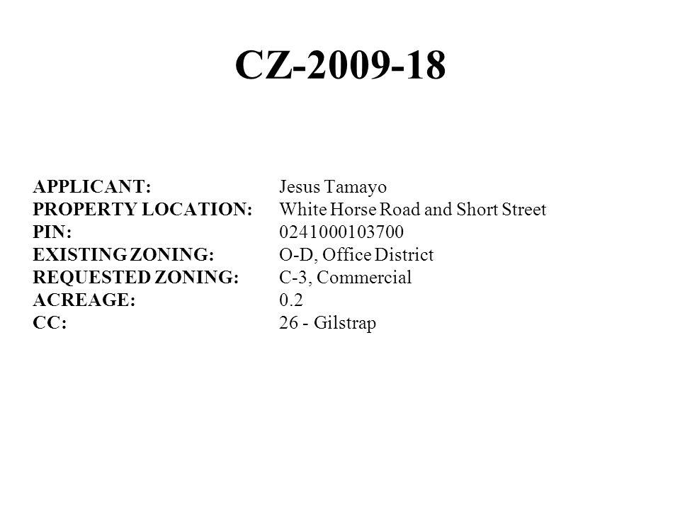 CZ-2009-18