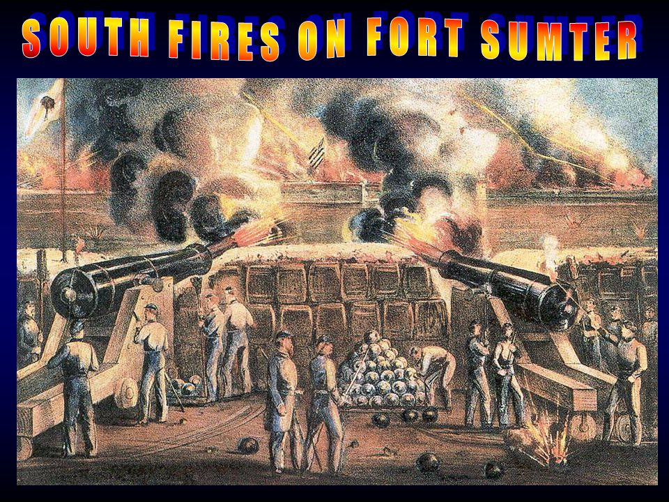 Picture: Fort Sumter 1