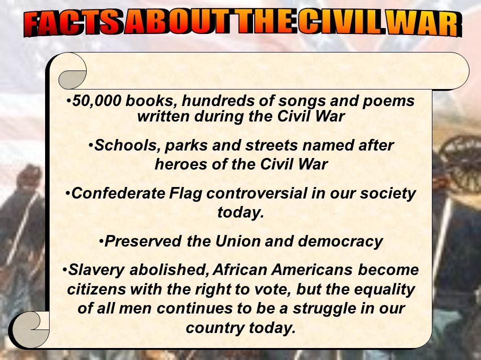 Abe Lincoln Ulysses Grant George McClellan George Meade David Farragaut William T.