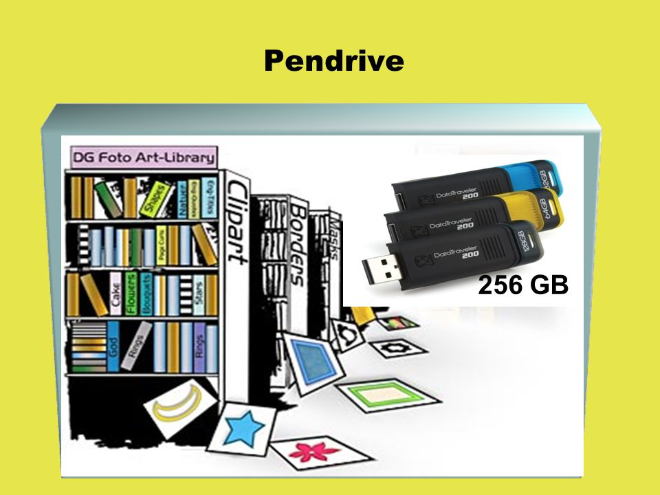Pendrive 256 GB