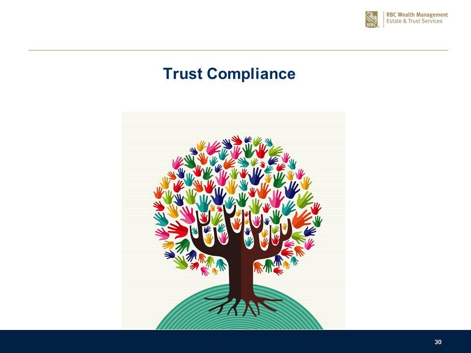 30 Trust Compliance 30