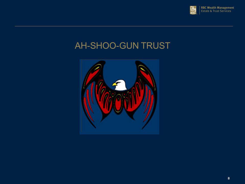 8 8 AH-SHOO-GUN TRUST