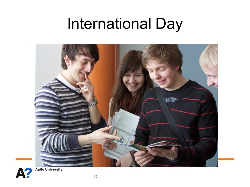 16 International Day