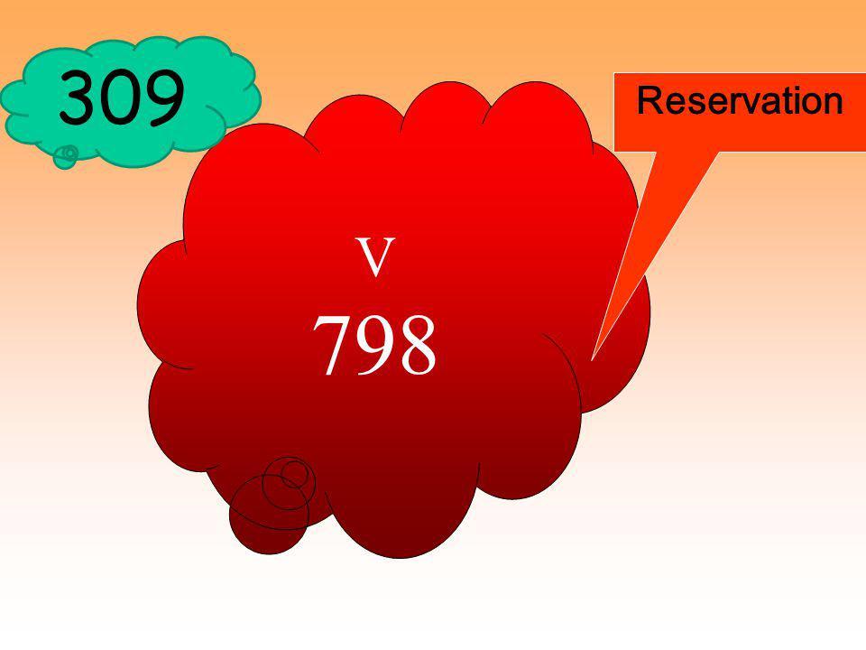 V 798 309