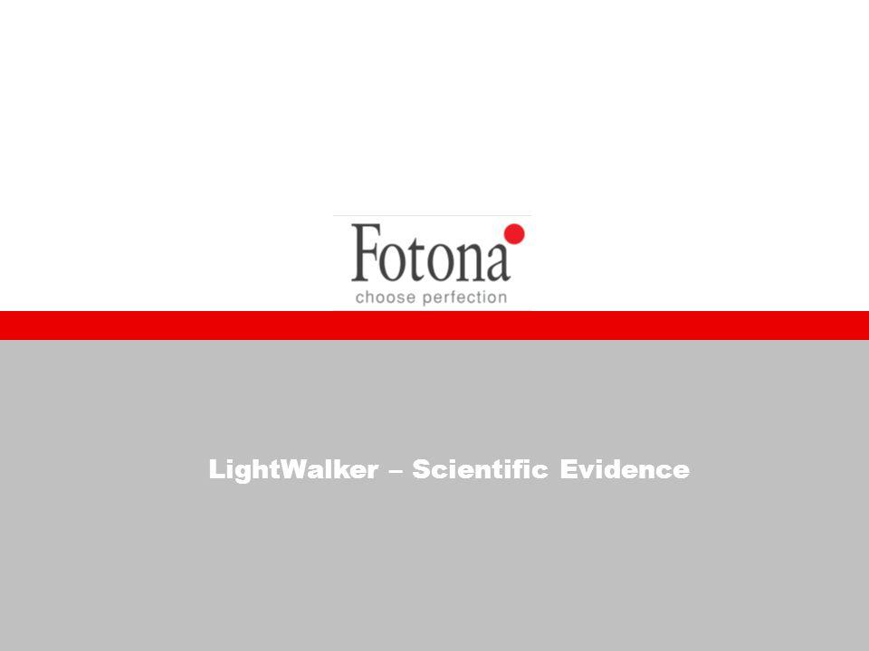 LightWalker – Scientific Evidence