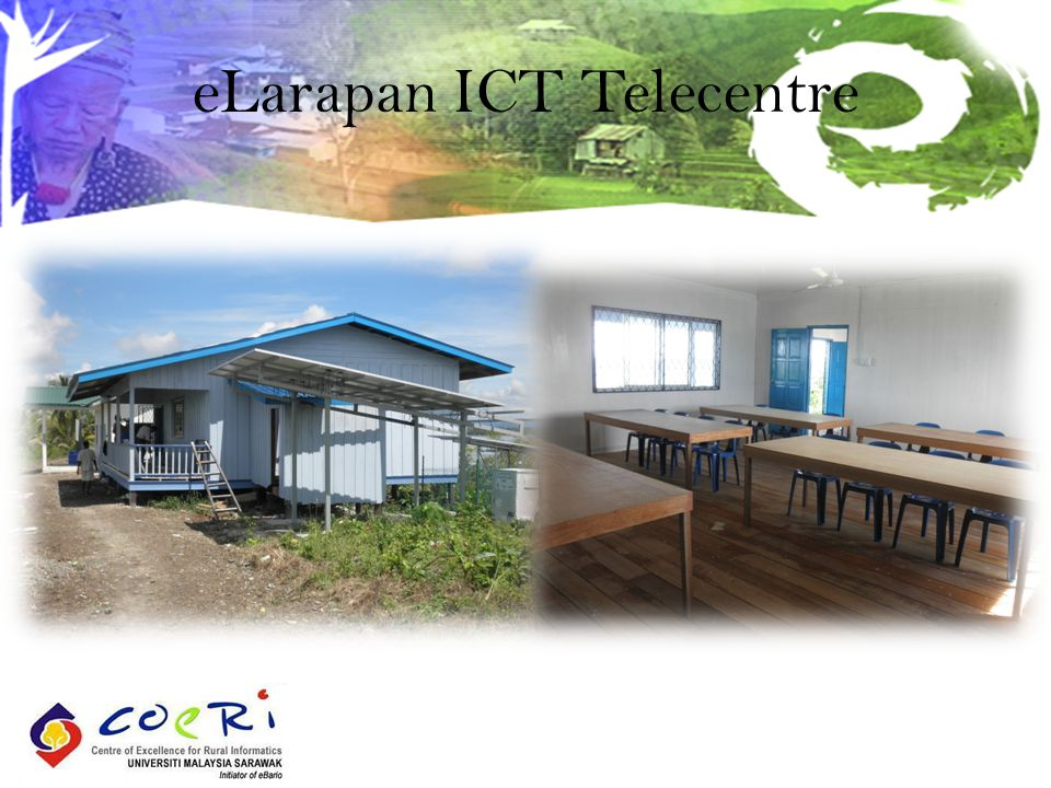 eLarapan ICT Telecentre