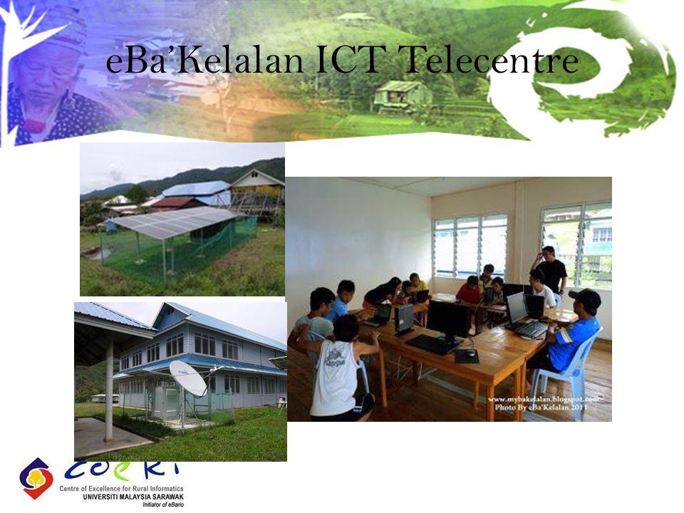 eBa'Kelalan ICT Telecentre