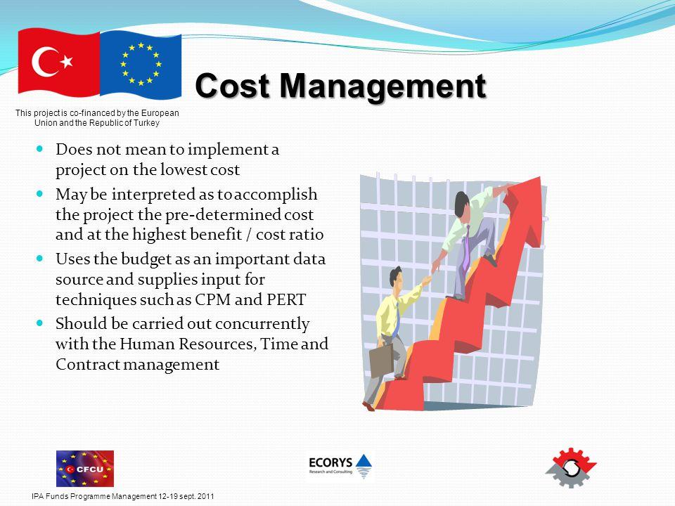 IPA Funds Programme Management 12-19 sept.