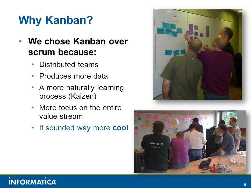 5 Why Kanban.