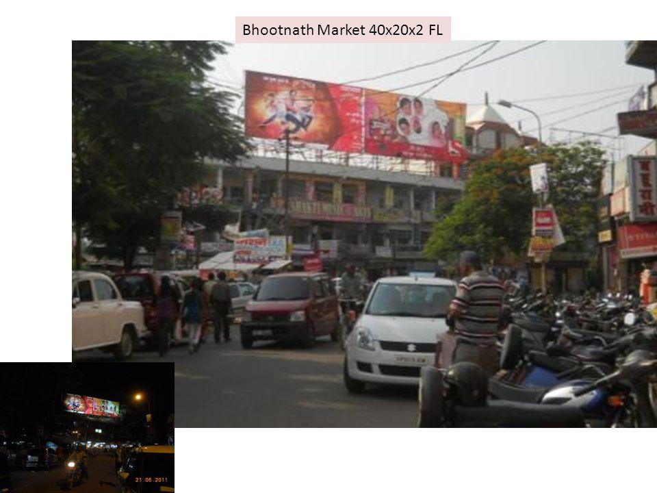 Bhootnath Market 40x20x2 FL