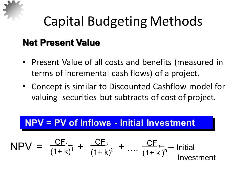 What is the NPV for Project B.