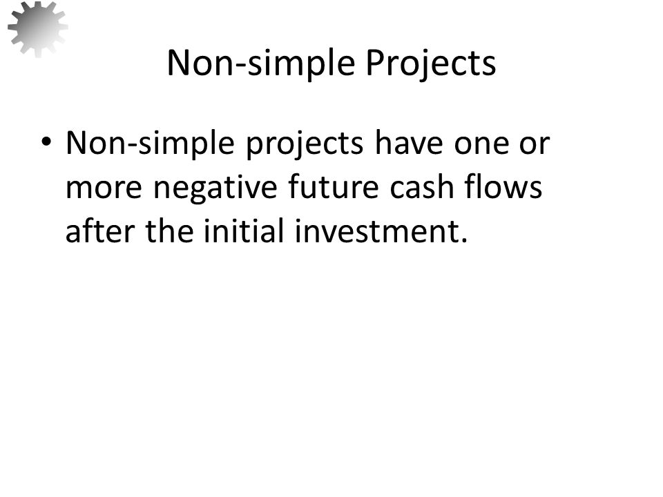 How would a negative cash flow in year 4 affect Project Z's NPV.