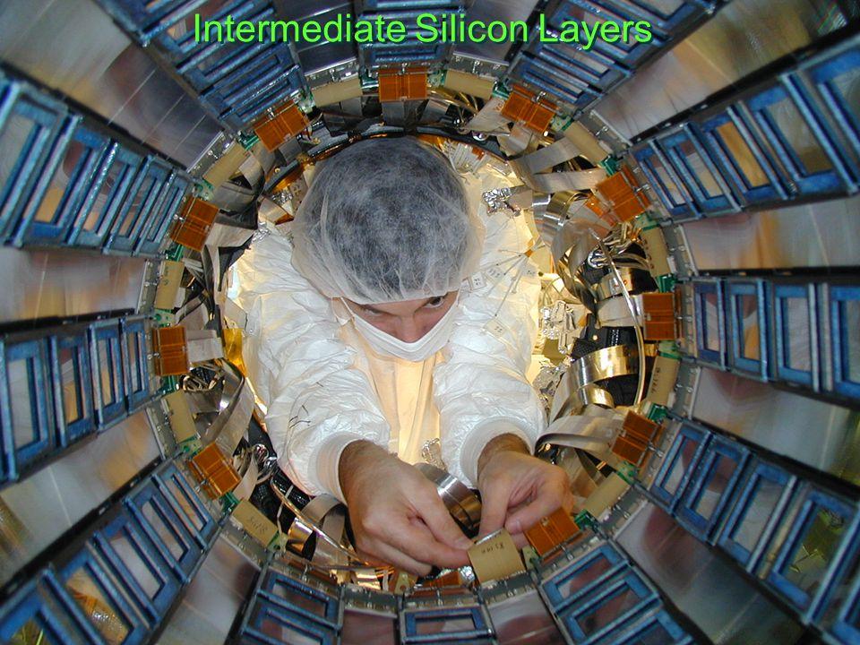 Intermediate Silicon Layers