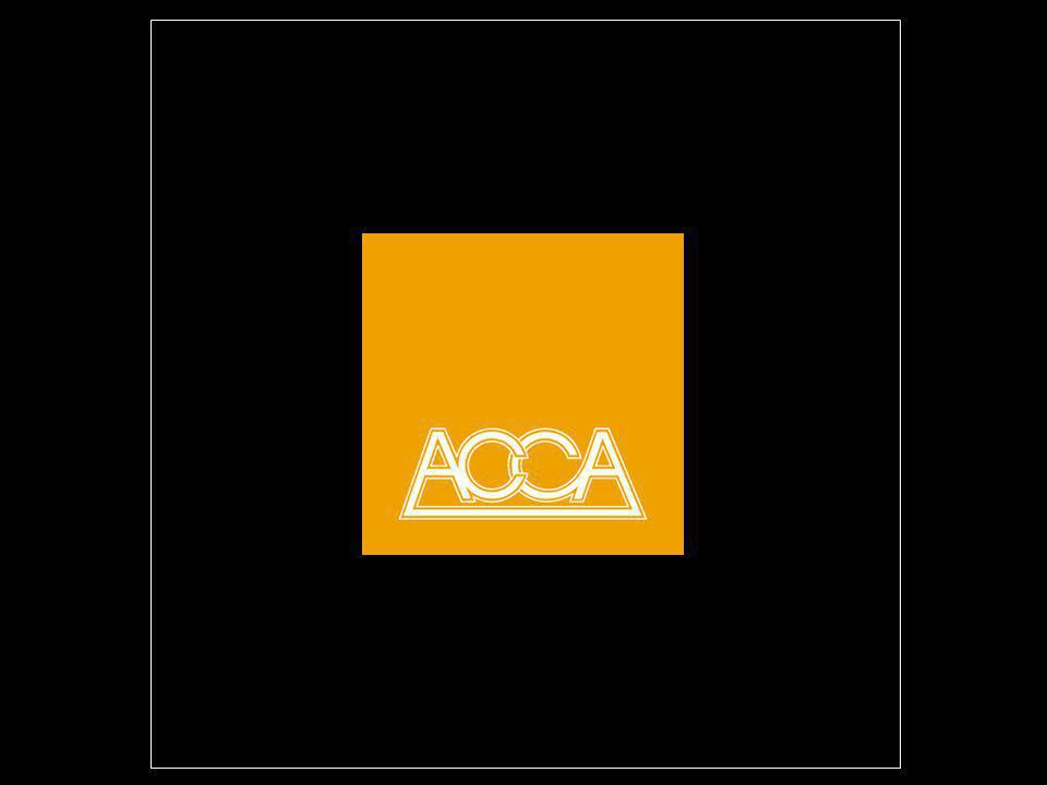 What is ACCA.