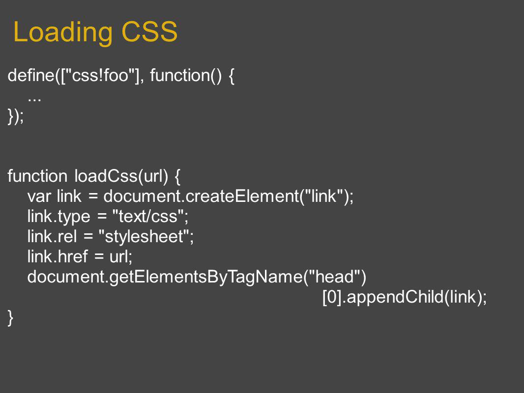 Loading CSS define([ css!foo ], function() {...
