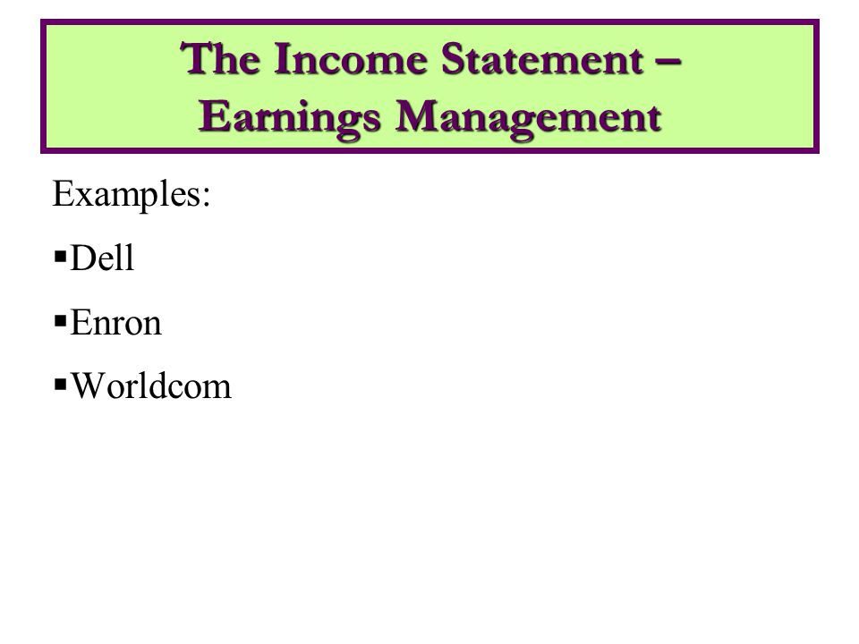 The single-step statement consists of just two groupings: Revenues Expenses Net Income Single- Step No distinction between Operating and Non-operating categories.